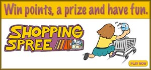 Win prizes by playing our grocery shopping game!