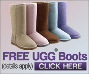 Get a Free Pair of Uggs