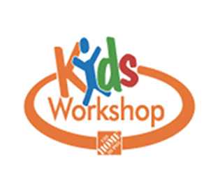 Kids Workshop at The Home Depot July 6