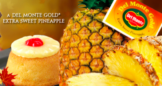 Save $0.50/1 Del Monte Fresh Pineapple (Coupon)