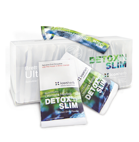Detox 'n Slim Protein Smoothie Sample