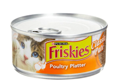 Friskies Cat Food (Petco Pals Members Only)