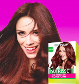 Garnier Hair Coloring Events