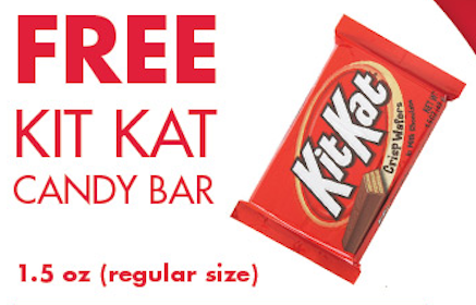 Kit Kat at Kum & Go Stores
