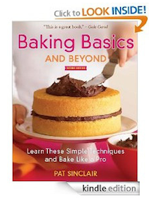 FREE eBook: Baking Basics &amp; Beyond