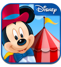 Disney Carnival App for iPad/iPhone