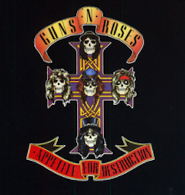 "Guns N' Roses ""Sweet Child O' Mine"" MP3 Download"
