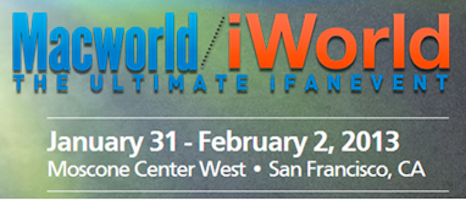 Macworld Expo 2013 Tickets