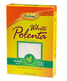 Box of Roland White Polenta- LIVE at 3 PM EST