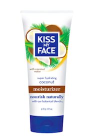 Kiss My Face Luscious Natural Moisturizer