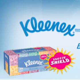 Kleenex Sample (Costco Members Only)
