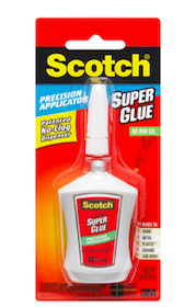 FREE Scotch Super Glue Gel (1st 5,000!)