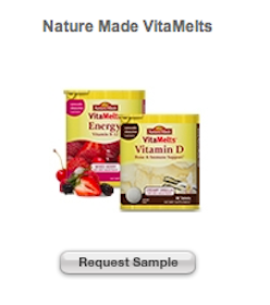 Nature Made VitaMelts Sample (Available Again!)