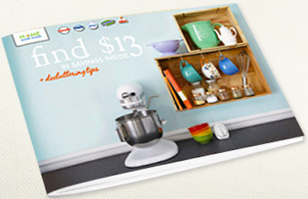 $13 P&G Coupon Booklet
