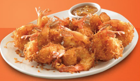 Outback Steakhouse Coupon: Coconut Shrimp with ANY Purchase (Today Only!)