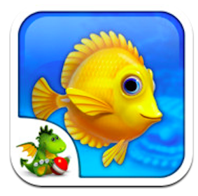 Fishdom HD App for iPad (Reg. $1.99!)