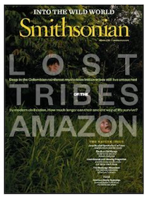 Subscription to Smithsonian Magazine