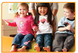Class at Gymboree