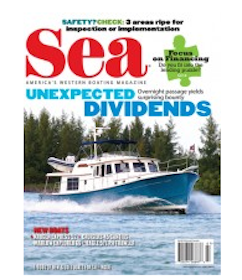 Subscription to SEA Magazine