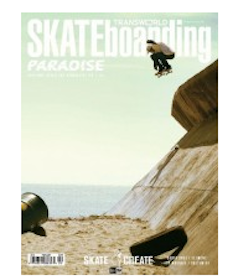 Subscription to Transworld SKATEboarding