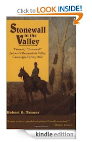 "FREE Kindle eBook: ""STONEWALL IN THE VALLEY: ""STONEWALL "" JACKSON'S SHENANDOAH VALLEY CAMPAIGN, SPRING 1862"