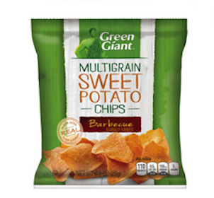 Sweet Potato Chips for Box Tops Members