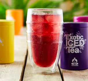 16 oz. Iced Tea from Teavana on Monday June 10th