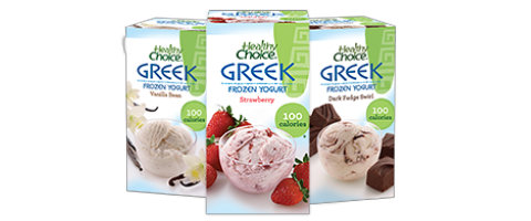 Healthy Choice Frozen Yogurt $1 Coupon