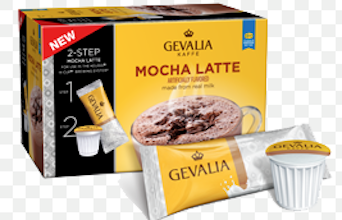 Gevalia Mocha Latte sample