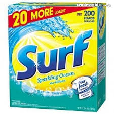 Free Surf Detergent Sample for Sam's Club members