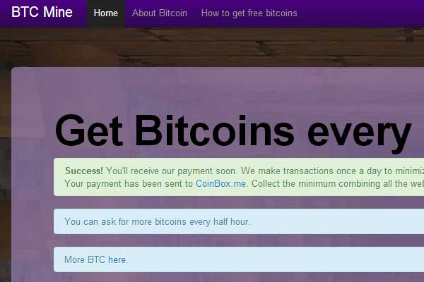 Free bitcoin sweepstakes