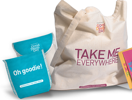 Free Good Deeds Day Accessory Samples