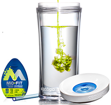 Free Shake & Go Tumbler and MiO FIT Liquid Water Enhancer Samples