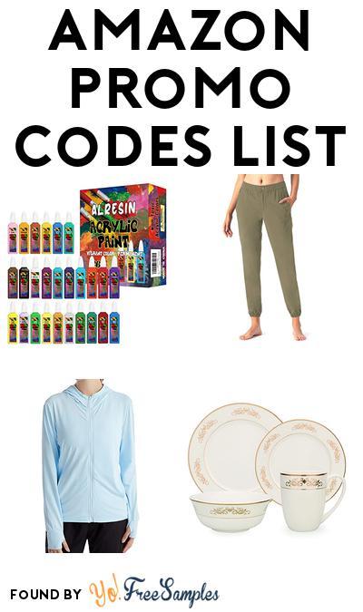 Amazon Promo Codes List – May 7th, 2021