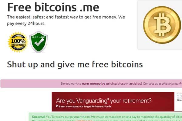 fr33 bitcoins